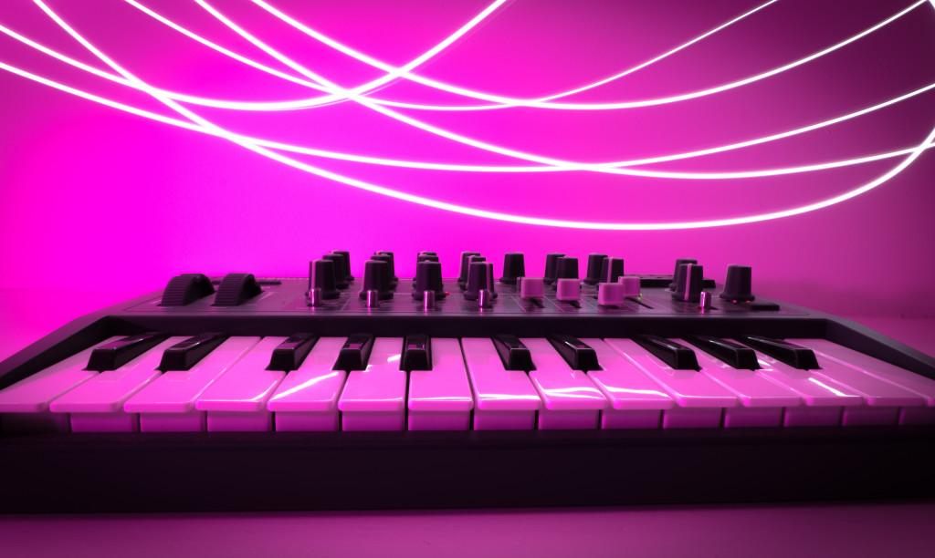 Microbrute GBM Music