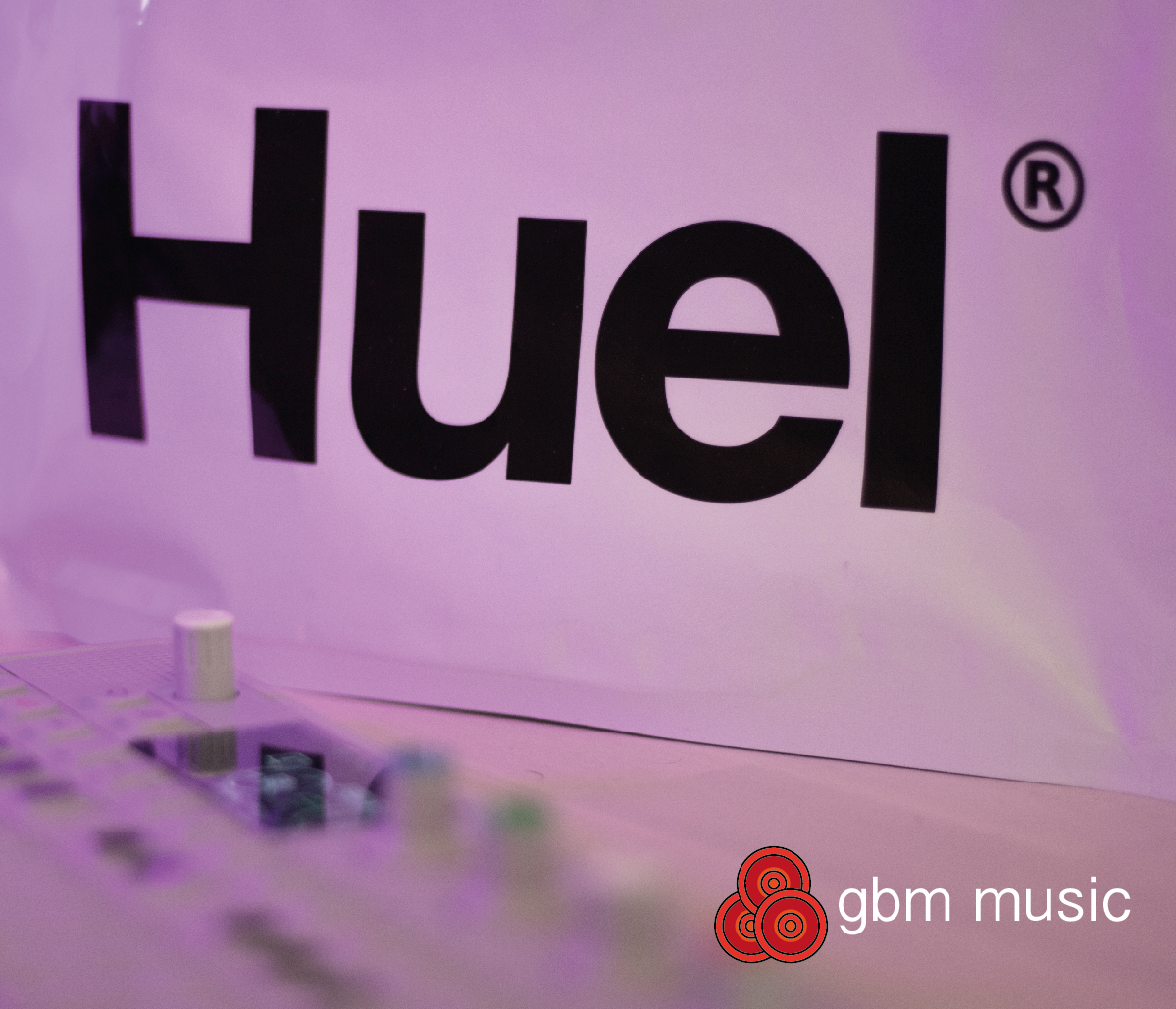Huel and the OP-1