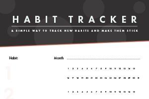 Habit Tracker Featured Image