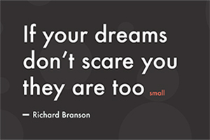 Dreams Should Scare You Post