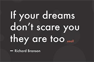 Dreams Should Scare You Post